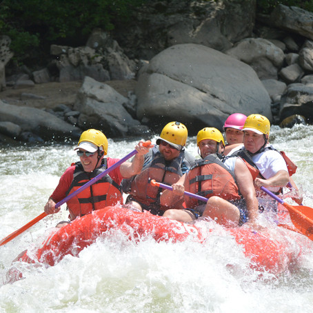 5 Important Business Lessons from Whitewater Rafting