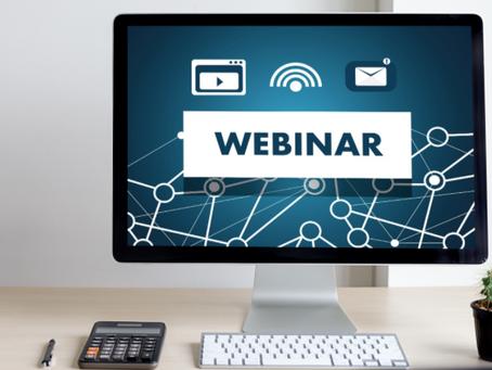 5 Tips for Better Webinars