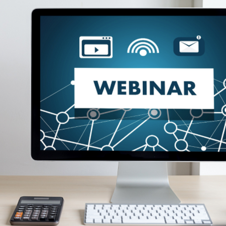 5 Tips for Better Webinars