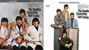 """""""Yesterday and Today""""  by The Beatles"""