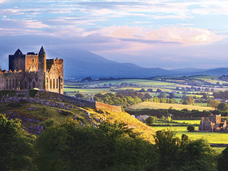 IRELAND | The emerald island...