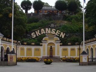SWEDEN | Skansen or Skanzen? It's not a mistake!