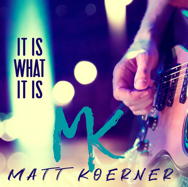 Matt Koerner - It Is What It Is