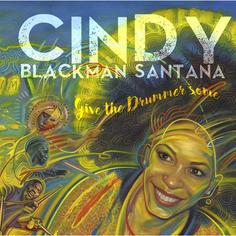Cindy Blackman Santana-드러머에게 약간을주십시오