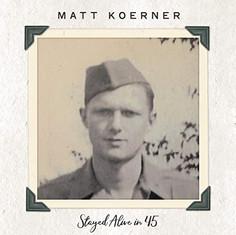 Matt Koerner-Stayed Alive in 45