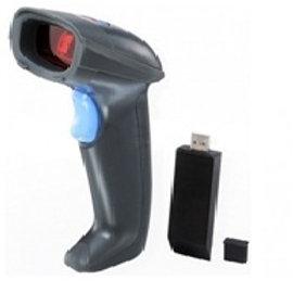 Бюджетный беспроводной сканер штрихкода. Дальность действия 10-15м.