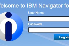 IBM Navigator for i