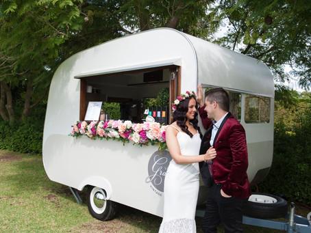 Belinda & Mario's Engagement at Burnham Grove Estate!