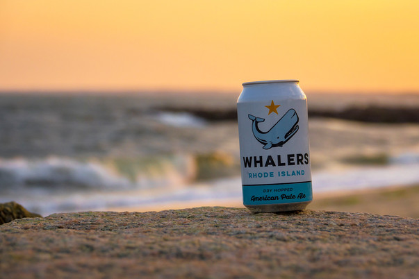 Whaler's Brewing Company Rhode Island