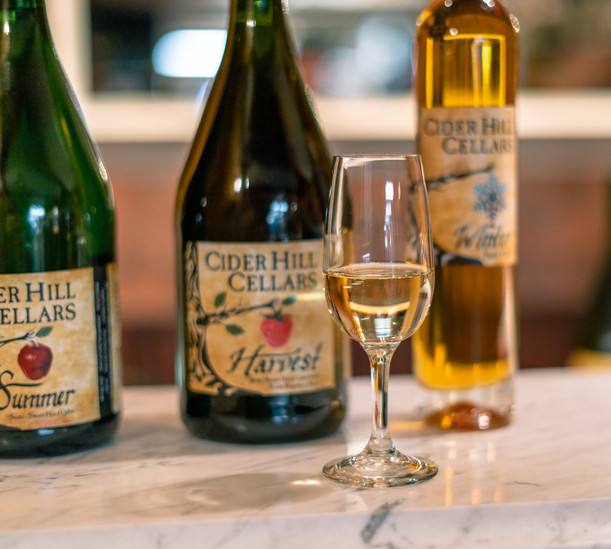 Cider Hill Cellars selects