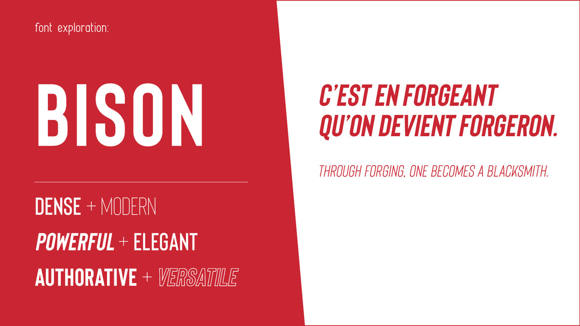 Forgeant Ads_Font Study bison.jpg