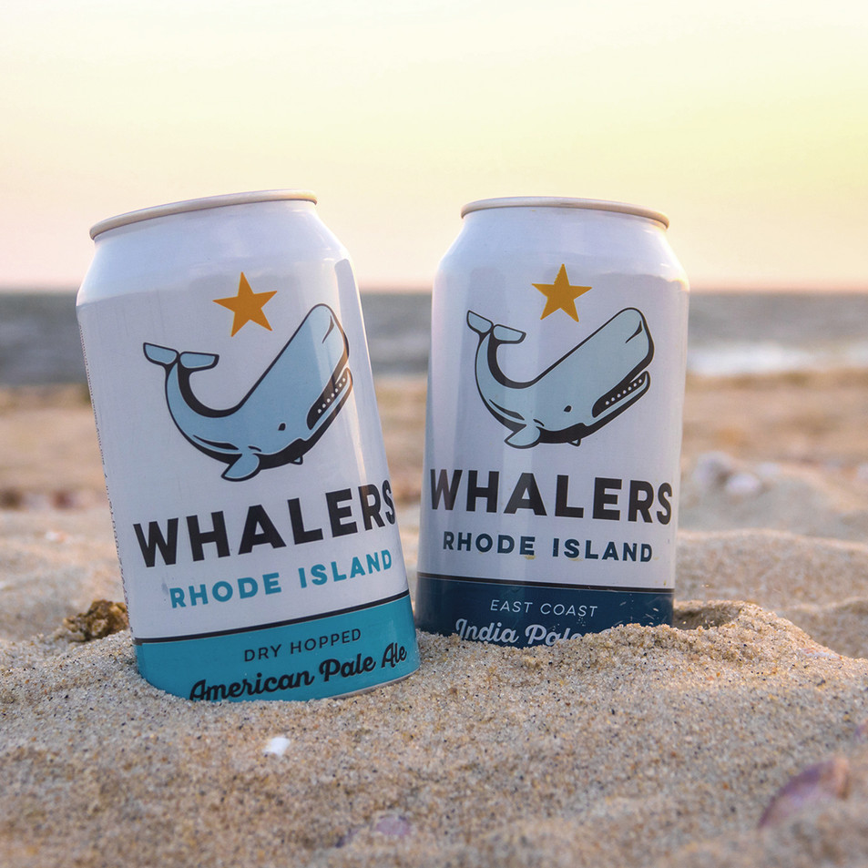 Whalers Brewing Rhode Island