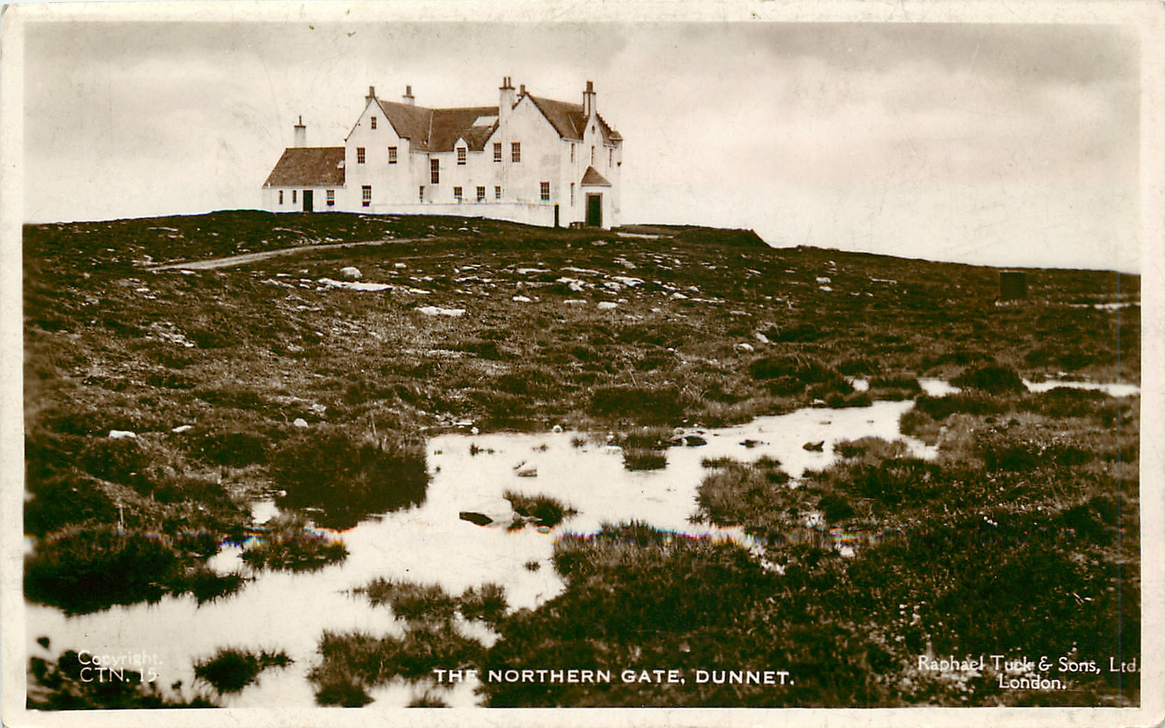 The House of the Northern Gate circa 1935