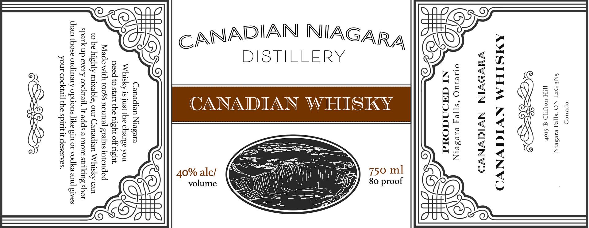 Canadian Niagara Distillery