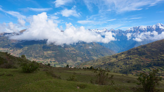 The Foot of the Andes