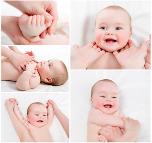 Adorable Baby massage collage.jpg