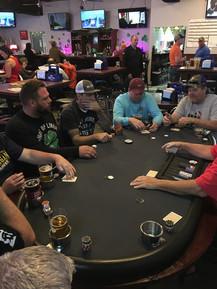 Poker at Jaxx!