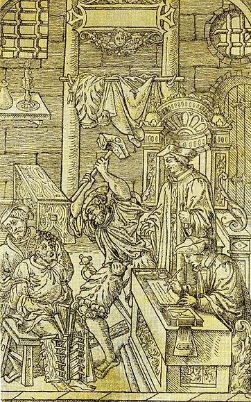 torture des brodequins-gravure xviiie-ar