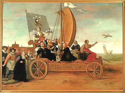 flore-wagon des fous- Hendrik Gerritsz-1