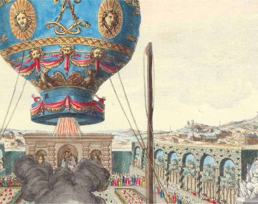 reveillon--jardin-montgolfier-1783-detai