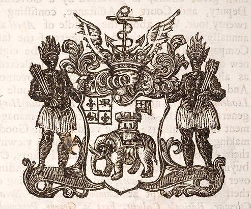 royal african company-blason-1660-museum