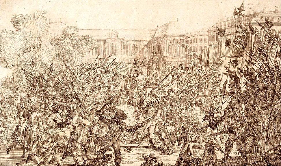 journee des bricoles-26-27 janvier 1789-
