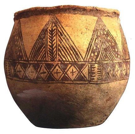 vase berbere tiddis-numidie-algerie-IIIe
