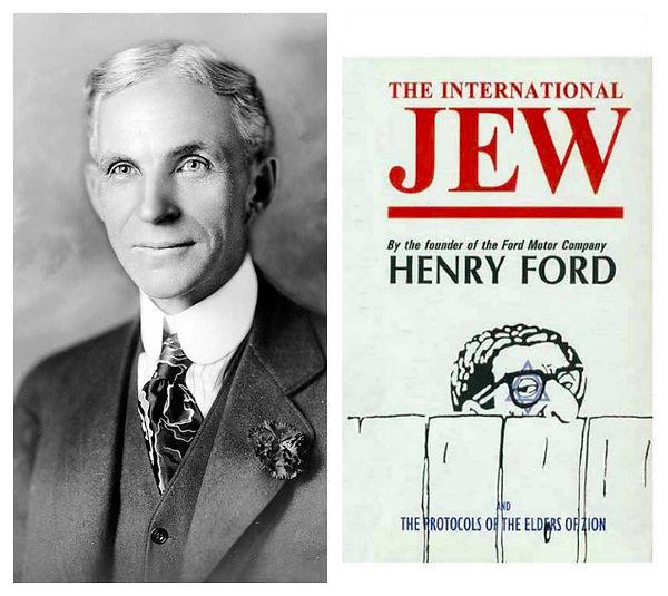 ford henry-le juif international-1920-an