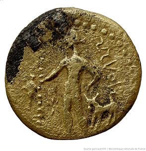 monnaie-atelier siga-bocchus III-maureta