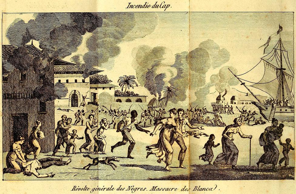 incendie-1793-cap-saint doiningue-revolt