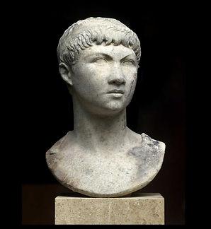 ptolemee de mauretanie-tete-sculpture-ma