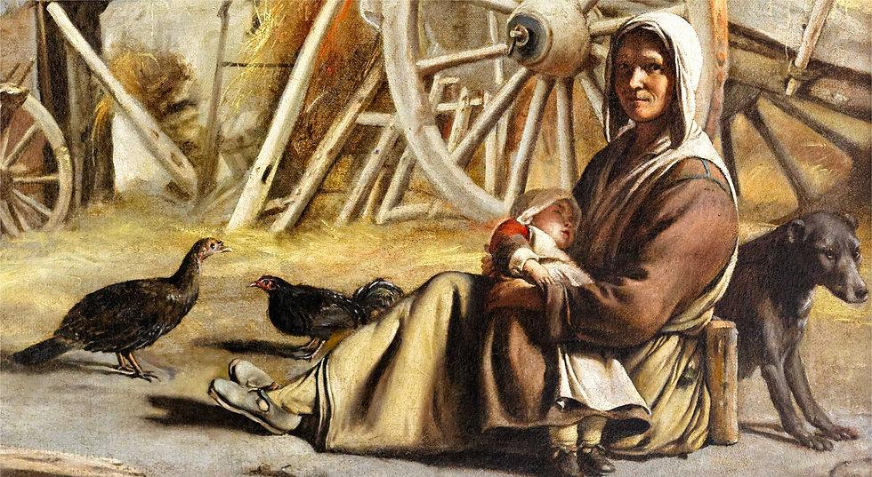 le nain louis-la charrette-1641-louvre.j