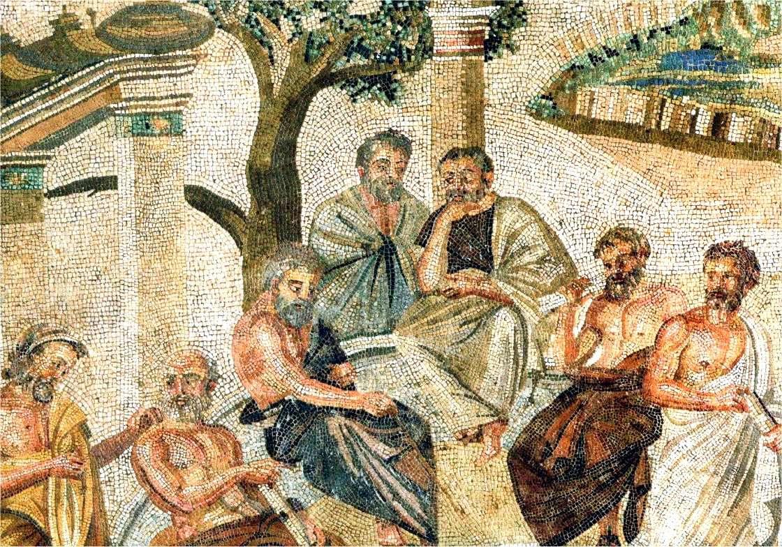 academie-platon-mosaique-pompei-siminius