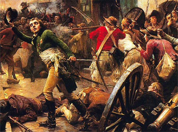 vendee-guerre-cholet 17 octobre 1793-hen