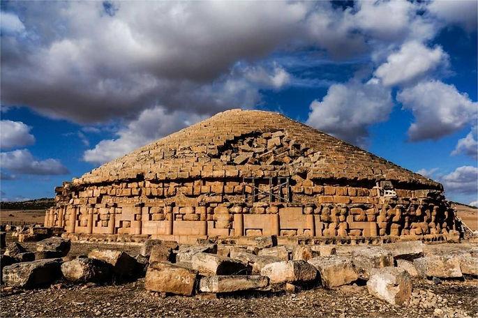 medracen-megdhassen-mausolee numide IVe