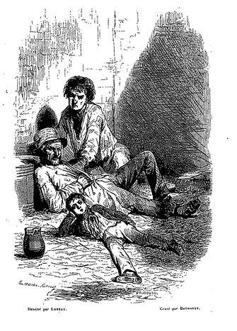 prisons de paris-alhoy-lurine-1846-les p