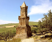 mausolee-atban-vers - 150-dougga-tunisie