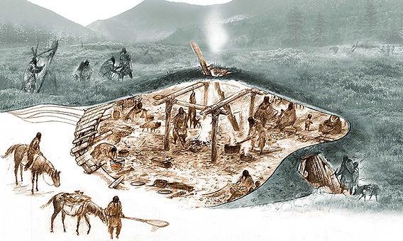 archeologie- river-colombie britannique-