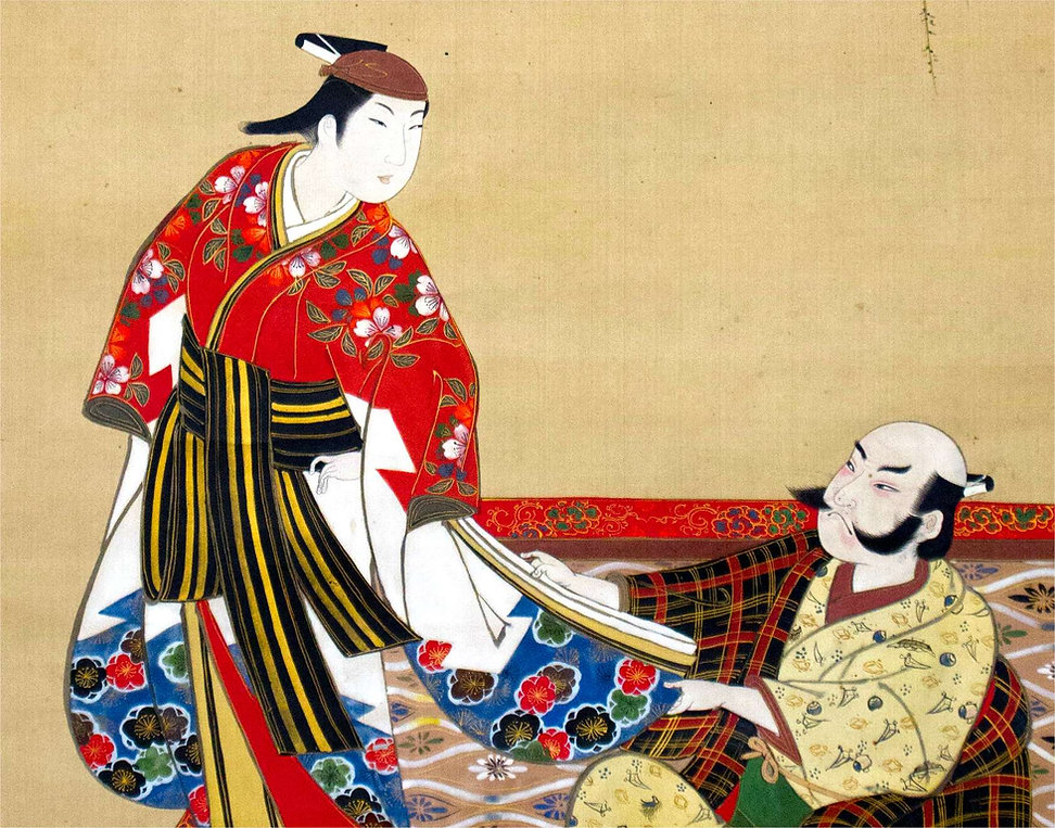 miyagawa issho-samurai-wakashu-detail.jp