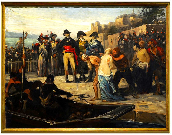 aubert joseph-noyades de nantes en1793-1