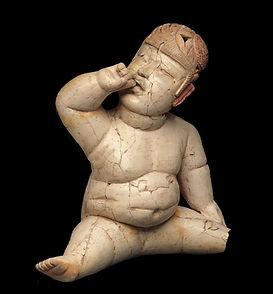 bebe olmeque-céramique-las bocas-1200-90