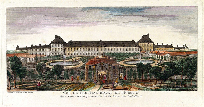 bicetre-hopital general-gravure jacques