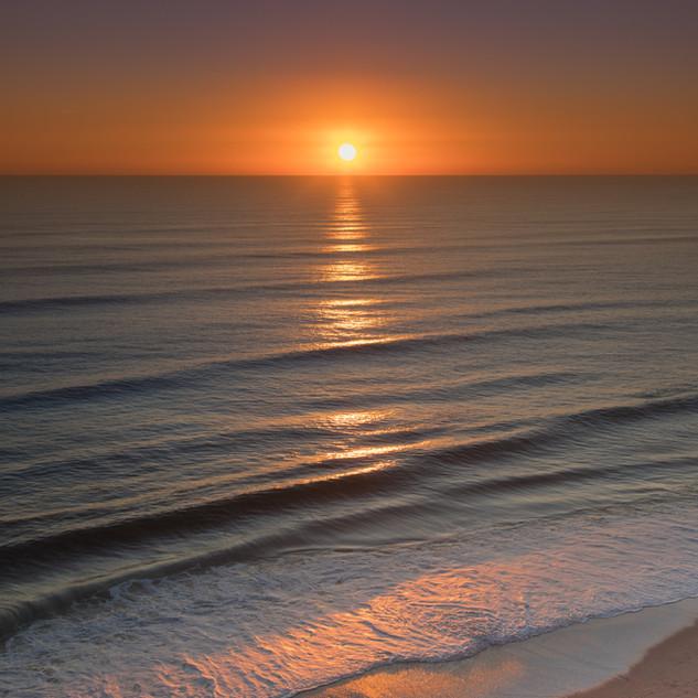 Sonnenaufgang in Melbourne, Florida