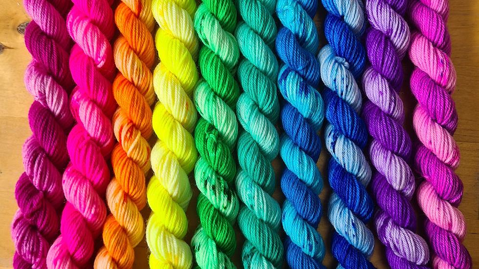 Taste the Rainbow minis