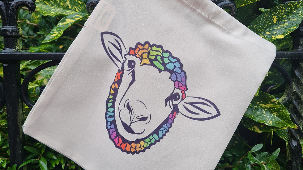 Ewe-nity  project bag