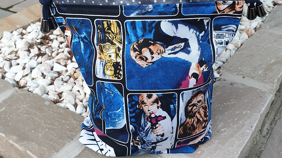 Starwars picture project bag
