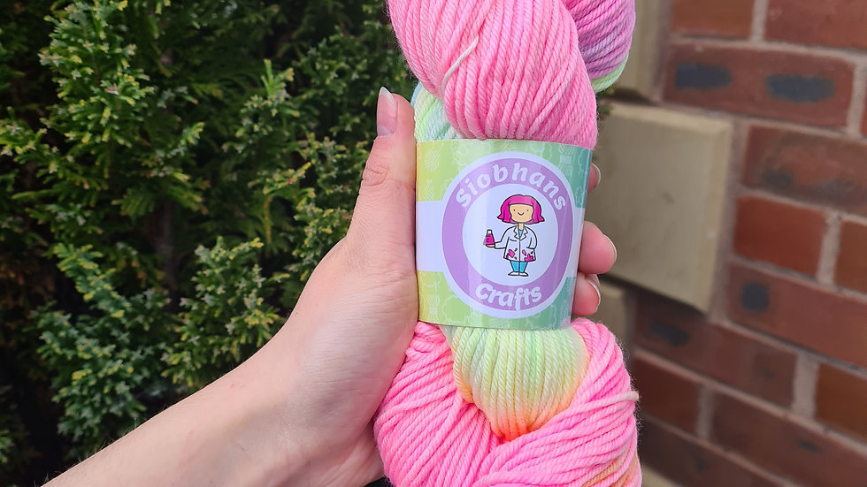 Candy sherbert- aran