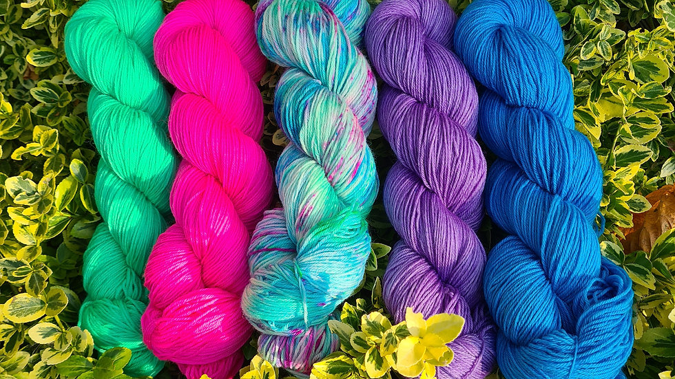 Yarn Kit #2 - suitable for the WestKnits MKAL