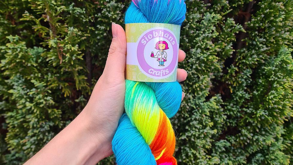 Turquoise Rainbow 10.10