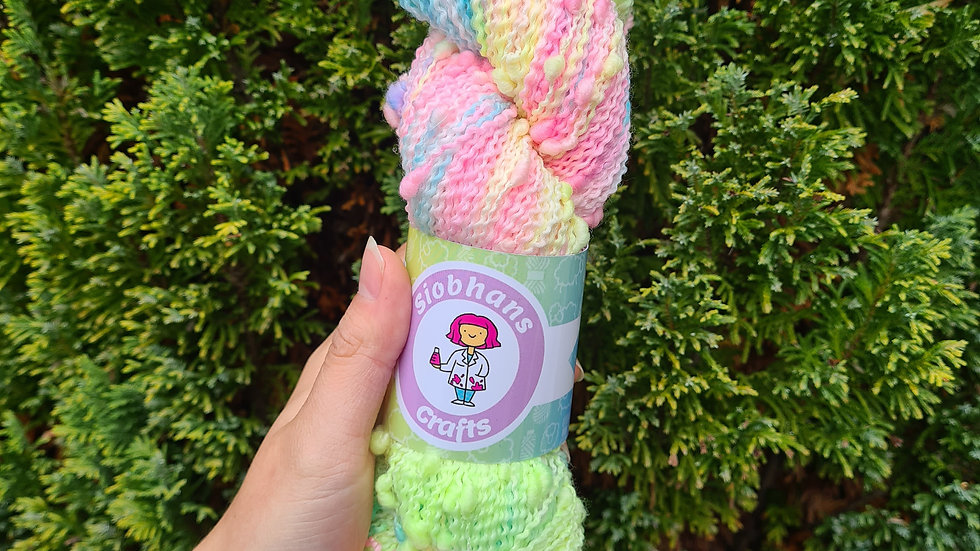 Pastel UnicornTears - squiggle